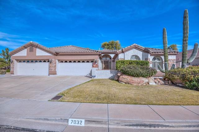 7032 W Aurora Drive, Glendale, AZ 85308 (MLS #6024759) :: The Kenny Klaus Team
