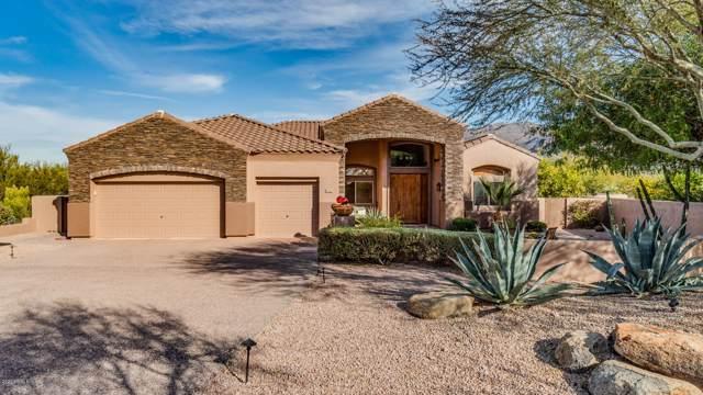 4573 S Strike It Rich Drive, Gold Canyon, AZ 85118 (MLS #6024761) :: The Kenny Klaus Team