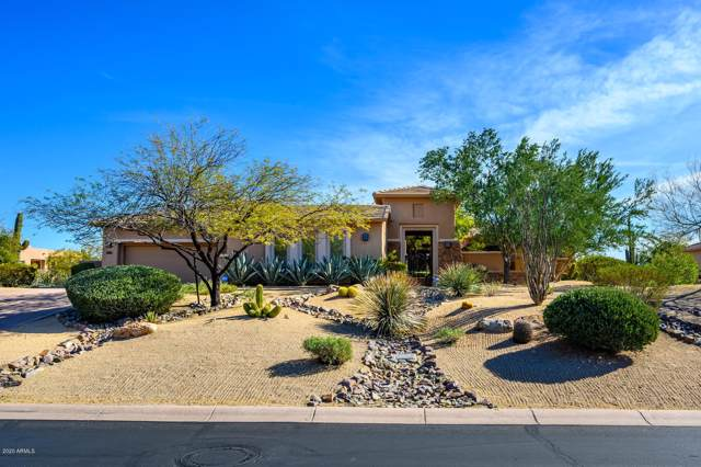 6681 E Oberlin Way, Scottsdale, AZ 85266 (MLS #6024766) :: The Laughton Team