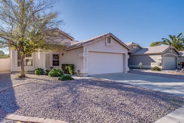 909 E Folley Street, Chandler, AZ 85225 (MLS #6024795) :: Brett Tanner Home Selling Team