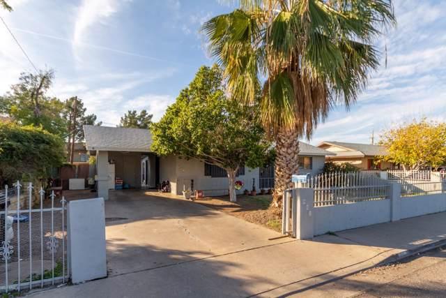 951 E 11TH Avenue, Mesa, AZ 85204 (MLS #6024820) :: The Kenny Klaus Team