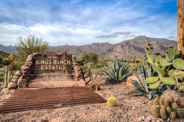 10631 E Maverick Trail, Gold Canyon, AZ 85118 (MLS #6024825) :: Dijkstra & Co.