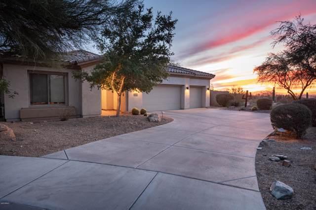 11441 E Blanche Drive, Scottsdale, AZ 85255 (MLS #6024834) :: The W Group