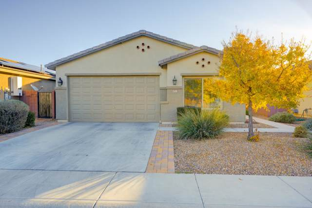40933 N Hearn Street, Queen Creek, AZ 85140 (MLS #6024879) :: The Kenny Klaus Team