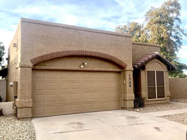 1726 N Comanche Drive, Chandler, AZ 85224 (MLS #6024894) :: The Kenny Klaus Team