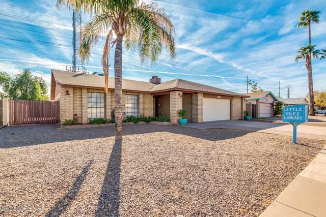 851 W Peralta Avenue, Mesa, AZ 85210 (MLS #6024904) :: The Kenny Klaus Team