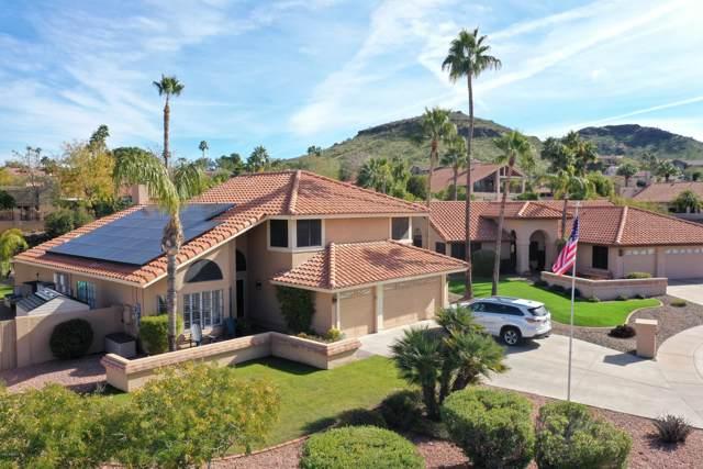 15821 N 10TH Place, Phoenix, AZ 85022 (MLS #6024908) :: Devor Real Estate Associates
