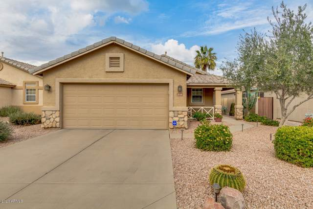 1448 E Binner Drive, Chandler, AZ 85225 (MLS #6024909) :: The Kenny Klaus Team