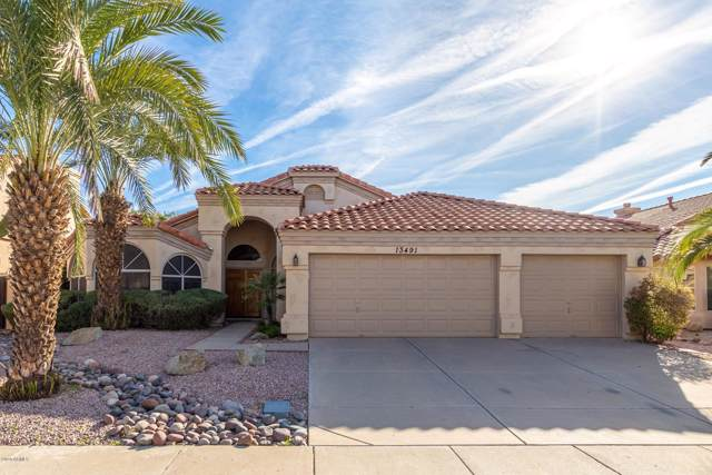 13491 N 95TH Way, Scottsdale, AZ 85260 (MLS #6024914) :: The Laughton Team