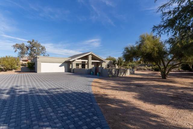 9432 E Quail Trail, Carefree, AZ 85377 (MLS #6024917) :: CC & Co. Real Estate Team