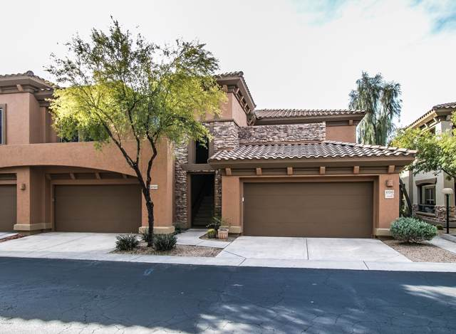 19700 N 76TH Street #1028, Scottsdale, AZ 85255 (MLS #6024922) :: The Laughton Team