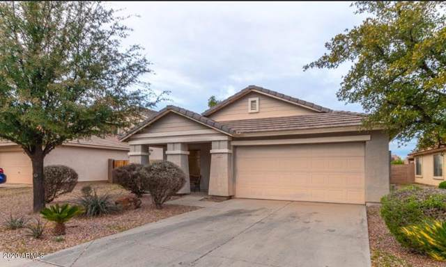 2624 W Wrangler Way, Queen Creek, AZ 85142 (MLS #6024928) :: Openshaw Real Estate Group in partnership with The Jesse Herfel Real Estate Group