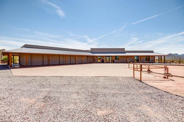 22915 E Pleasant View Road, Fort McDowell, AZ 85264 (MLS #6024954) :: The Kenny Klaus Team
