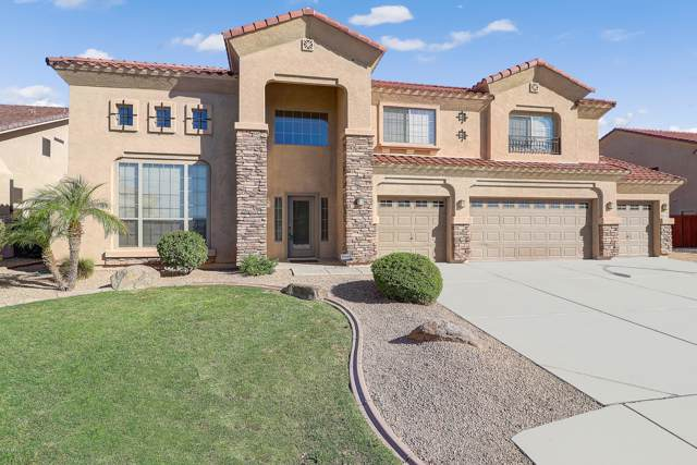 9755 W Keyser Drive, Peoria, AZ 85383 (MLS #6024956) :: The Ramsey Team