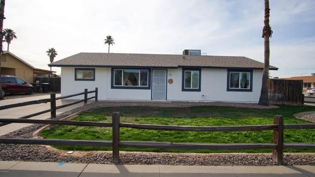 6843 W Vogel Avenue, Peoria, AZ 85345 (MLS #6024974) :: Arizona Home Group