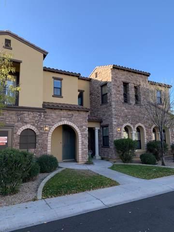 4777 S Fulton Ranch Boulevard #2018, Chandler, AZ 85248 (MLS #6024987) :: Brett Tanner Home Selling Team