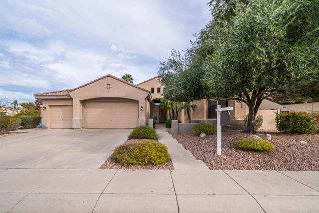 781 N Tower Place, Chandler, AZ 85225 (MLS #6024993) :: The Kenny Klaus Team
