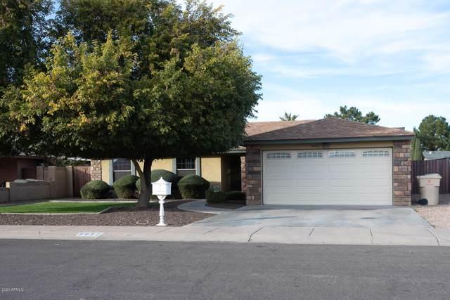 5632 W Eva Street, Glendale, AZ 85302 (MLS #6024995) :: The W Group