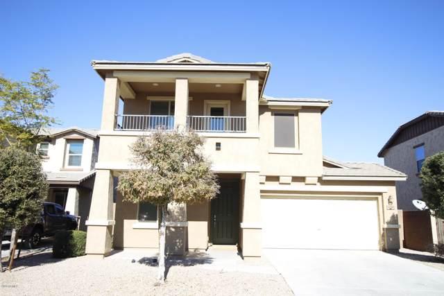 1432 E Goldcrest Street, Gilbert, AZ 85297 (MLS #6025005) :: The Property Partners at eXp Realty