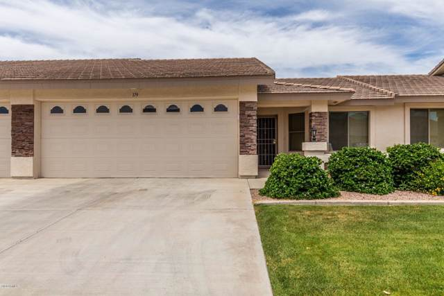 11069 E Kilarea Avenue #179, Mesa, AZ 85209 (MLS #6025018) :: Selling AZ Homes Team