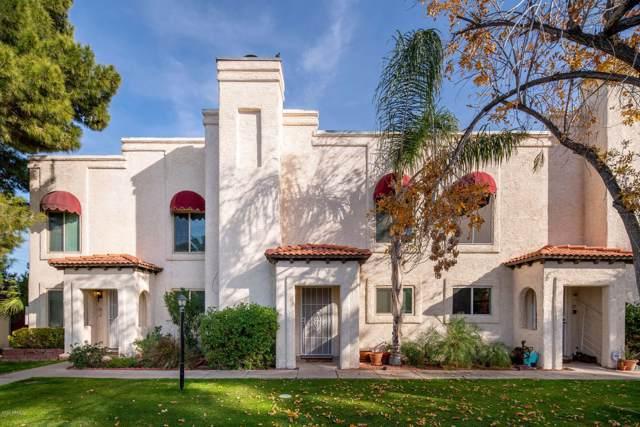 2535 N 15TH Street #6, Phoenix, AZ 85006 (MLS #6025021) :: Devor Real Estate Associates