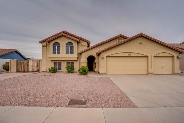 6108 W Shangri La Road, Glendale, AZ 85304 (MLS #6025034) :: The Ramsey Team