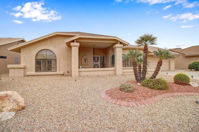 20035 N Trading Post Drive, Sun City West, AZ 85375 (MLS #6025044) :: CC & Co. Real Estate Team