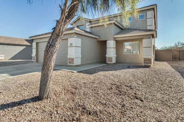 22763 W Papago Street, Buckeye, AZ 85326 (MLS #6025054) :: The W Group