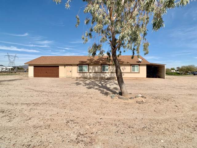 22232 W Lower Buckeye Road, Buckeye, AZ 85326 (MLS #6025060) :: Long Realty West Valley