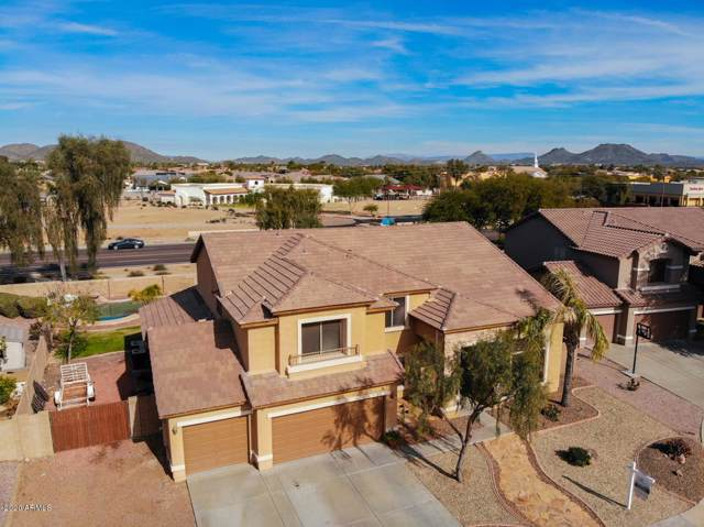 8428 W Alex Avenue, Peoria, AZ 85382 (MLS #6025083) :: The Ramsey Team