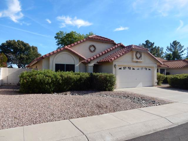 19009 N 67TH Drive, Glendale, AZ 85308 (MLS #6025102) :: The Ramsey Team