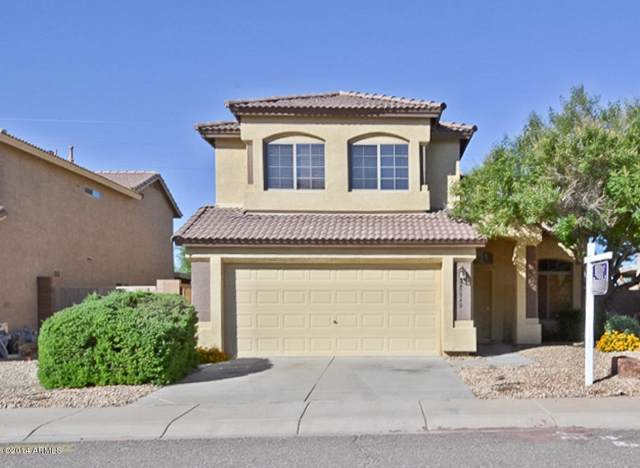 25840 N 66TH Drive, Phoenix, AZ 85083 (MLS #6025105) :: CC & Co. Real Estate Team