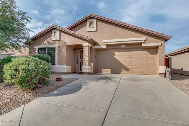 14 W Canyon Rock Road, San Tan Valley, AZ 85143 (MLS #6025137) :: The Kenny Klaus Team