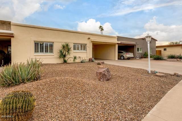 7713 E Coolidge Street, Scottsdale, AZ 85251 (MLS #6025139) :: CC & Co. Real Estate Team
