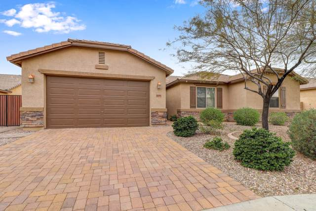 22145 W Ashleigh Marie Drive, Buckeye, AZ 85326 (MLS #6025161) :: Long Realty West Valley