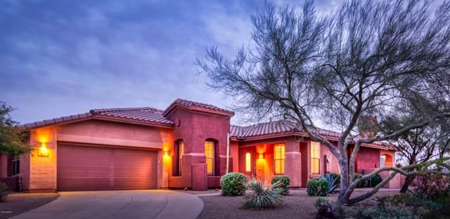 11581 E Raintree Drive, Scottsdale, AZ 85255 (MLS #6025162) :: The Laughton Team