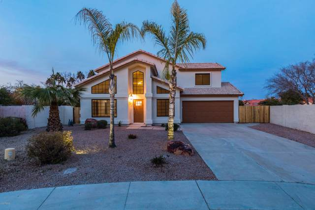 1218 W Royal Palms Court, Gilbert, AZ 85233 (MLS #6025174) :: The Property Partners at eXp Realty