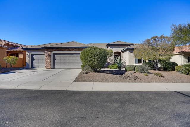 20640 N 263RD Drive, Buckeye, AZ 85396 (MLS #6025182) :: The Kenny Klaus Team