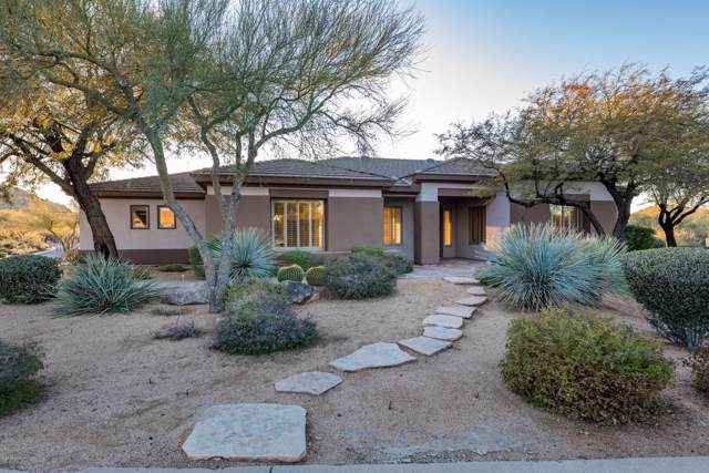 11454 E Four Peaks Road, Scottsdale, AZ 85262 (MLS #6025188) :: The Laughton Team