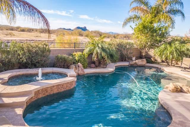 831 E Pasture Canyon Drive, San Tan Valley, AZ 85143 (MLS #6025193) :: The Property Partners at eXp Realty