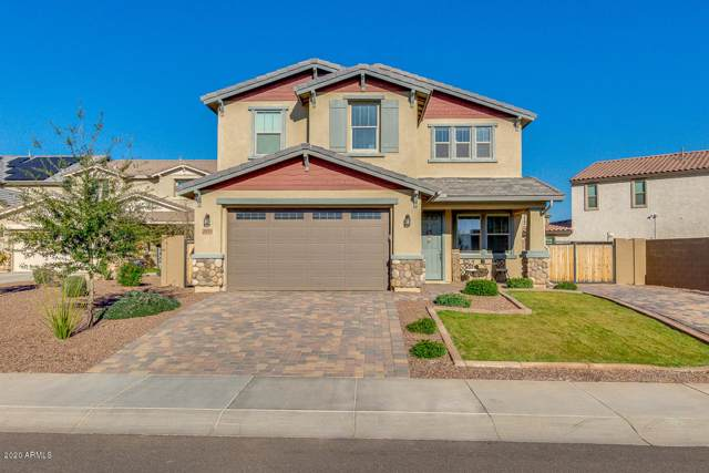 10028 W Foothill Drive, Peoria, AZ 85383 (MLS #6025194) :: The Ramsey Team