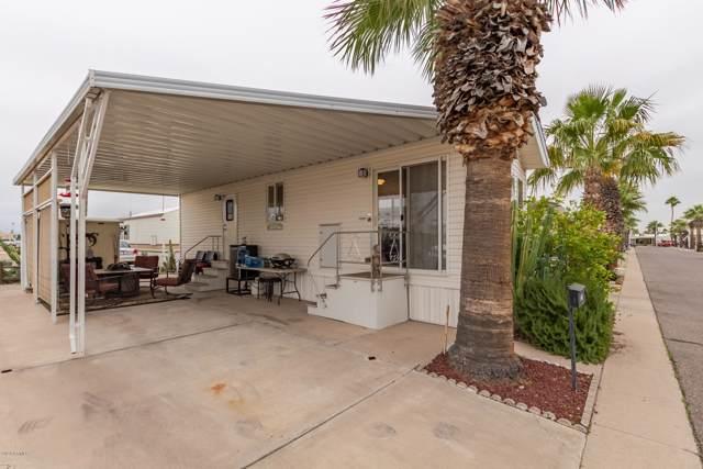 303 N Lindsay Road I-105, Mesa, AZ 85213 (MLS #6025225) :: The Property Partners at eXp Realty