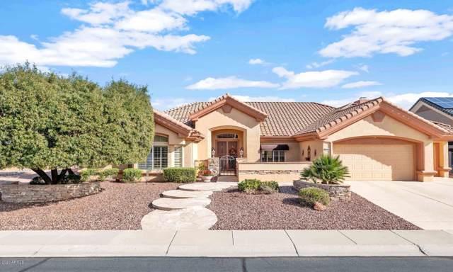 21205 N Verde Ridge Drive, Sun City West, AZ 85375 (MLS #6025238) :: The Ramsey Team