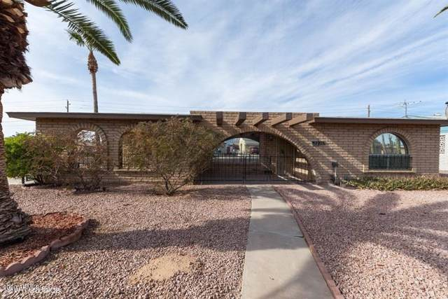 1276 S Ocotillo Drive, Apache Junction, AZ 85120 (MLS #6025247) :: The Kenny Klaus Team