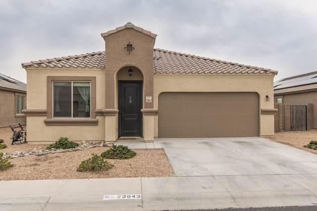 23843 W Parkway Drive, Buckeye, AZ 85326 (MLS #6025249) :: Brett Tanner Home Selling Team