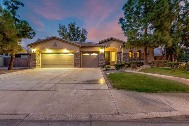 540 E Mary Lane, Gilbert, AZ 85295 (MLS #6025254) :: Arizona Home Group