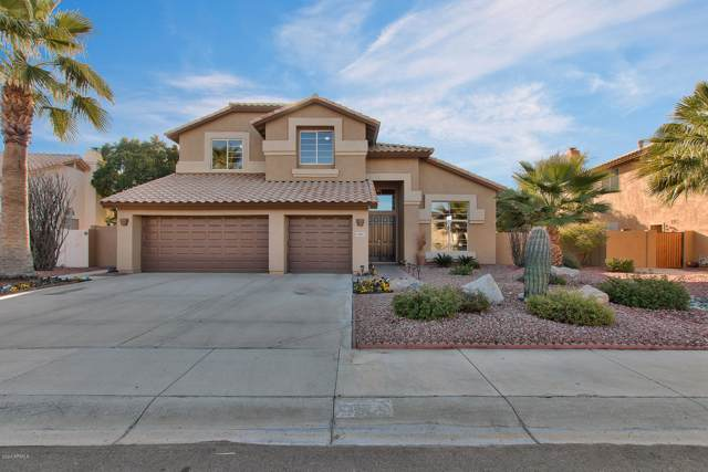 13287 W Holly Street, Goodyear, AZ 85395 (MLS #6025257) :: Kepple Real Estate Group