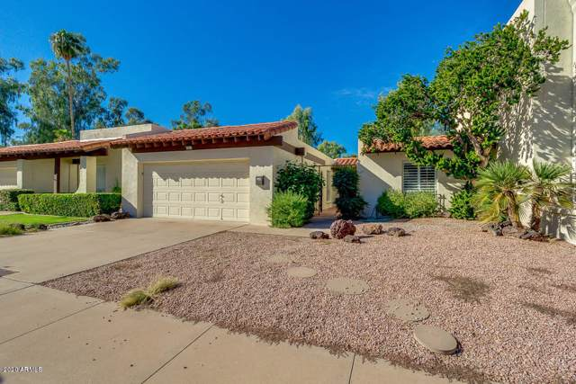 1500 N Markdale Street #31, Mesa, AZ 85201 (MLS #6025259) :: The Kenny Klaus Team