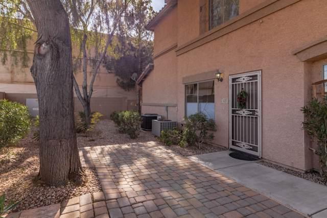 2831 E Southern Avenue #127, Mesa, AZ 85204 (MLS #6025260) :: The Property Partners at eXp Realty