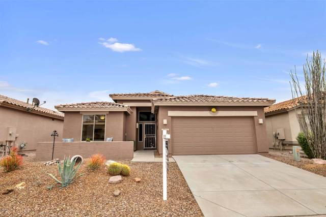 6527 S Front Nine Drive, Gold Canyon, AZ 85118 (MLS #6025273) :: The Kenny Klaus Team